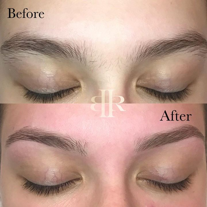 Brow Perfection Hawthornebeautyroom Hawthorne