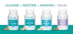 Regul8 cleanse, restore, maintain, relax